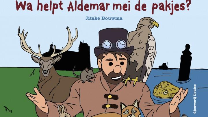 Eerste Sint Piter-uitgave met Aldemar in hoofdrol