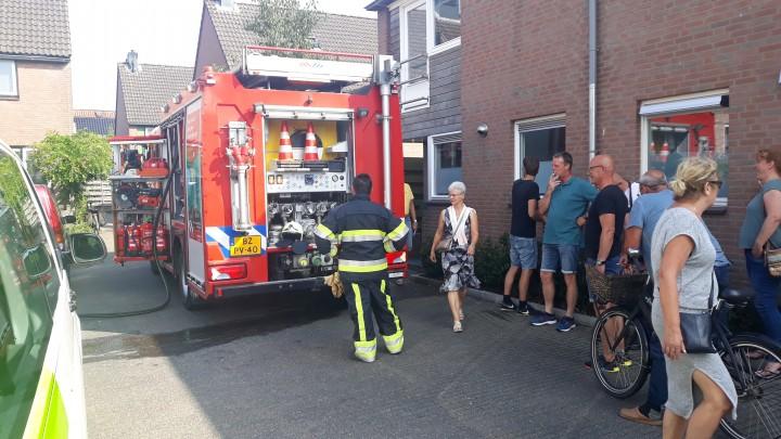Keukenbrandje bij Oer 't Hout