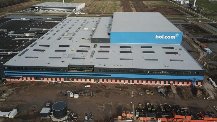 De uitbreiding van het distributiecentrum wordt verzorgd door Van de Ven uit Veghel.