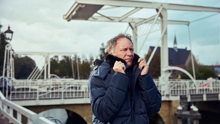 Piet Paulusma is spreker op het Frysk Matinee. (Erikjan Koopmans Photography)