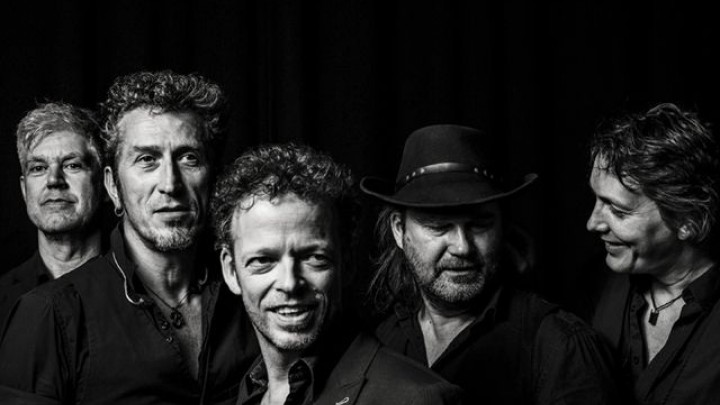 Johnny Cash tributeband in Treemter