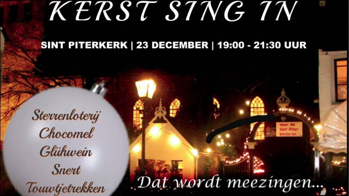 Kerst sing in met koor Damesakkoord